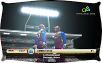 Cap for Batsmen Patch Ingame Screenshot 6