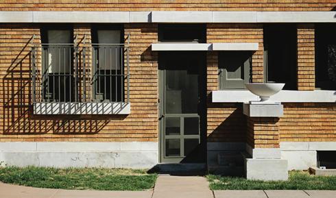 Allen House Wichita Kansas Frank Lloyd Wright