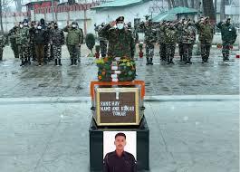 Meerut के Anil Kumar Tomar देश सेवा में हुए शहीद