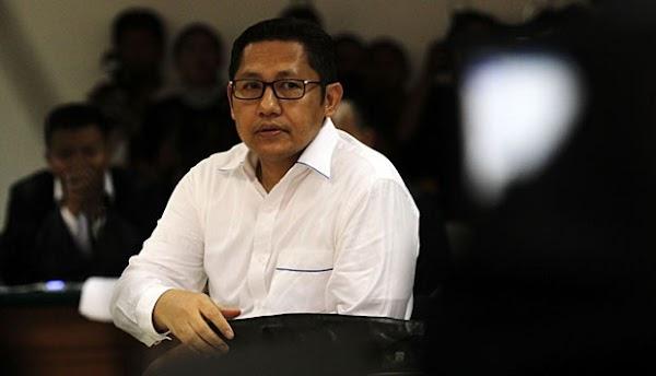 Ini Alasan Pergantian Ketua Majelis Hakim PK Anas Urbaningrum