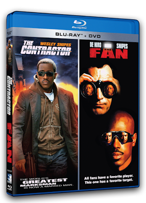 Blu-ray Review - The Contractor / The Fan