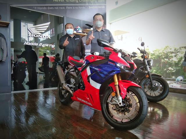 Suwito dan Yanuar MPM Honda Jatim