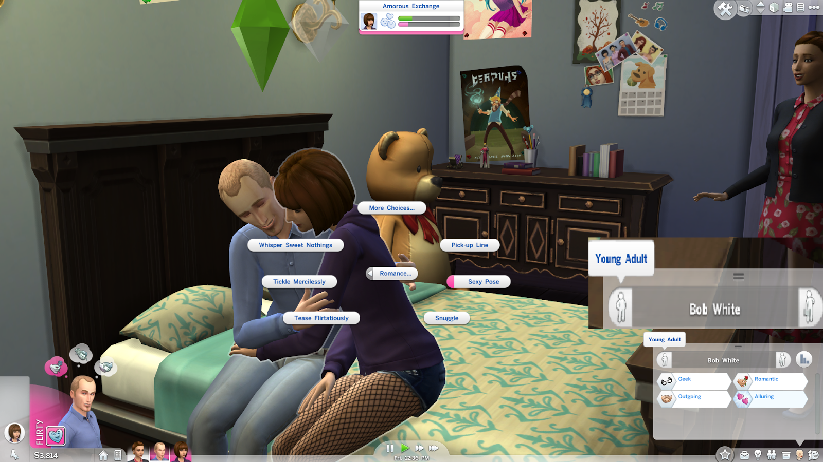 Sex mod for the sims 4