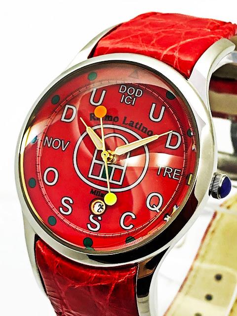 RitmoLatino MILANO ファッション 時計 イタリア 人気 腕時計 ファッションウォッチ プレゼント ドディッチ DODICI FINO F-85DB F-30DB/MA F-49DB/ST