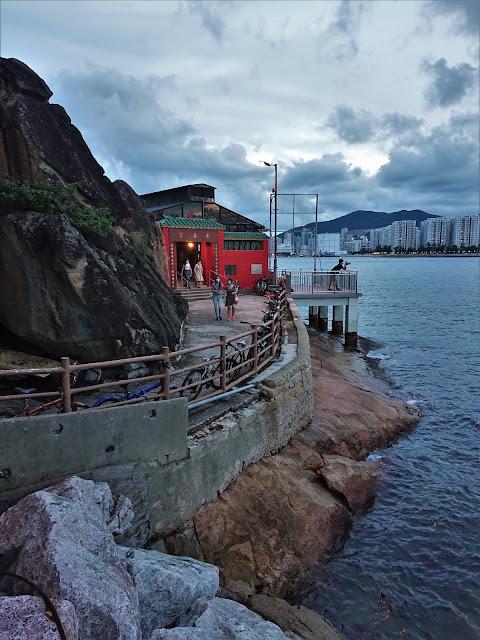 鯉魚門天后廟