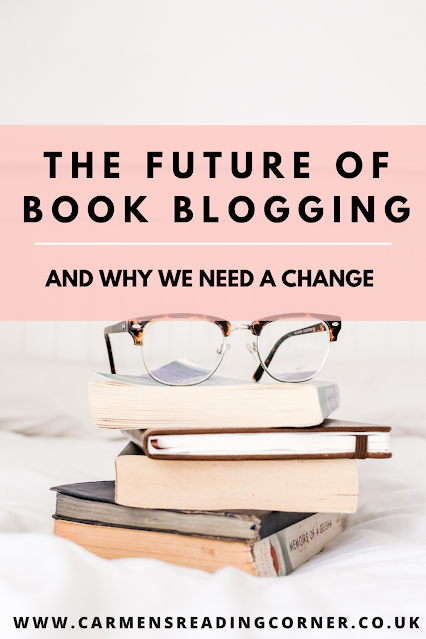 The Future of Book Blogging