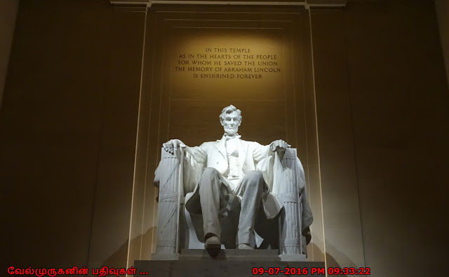 Lincoln Memorial American national monument