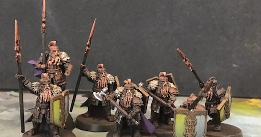 Converting Lord Of The Rings Miniatures