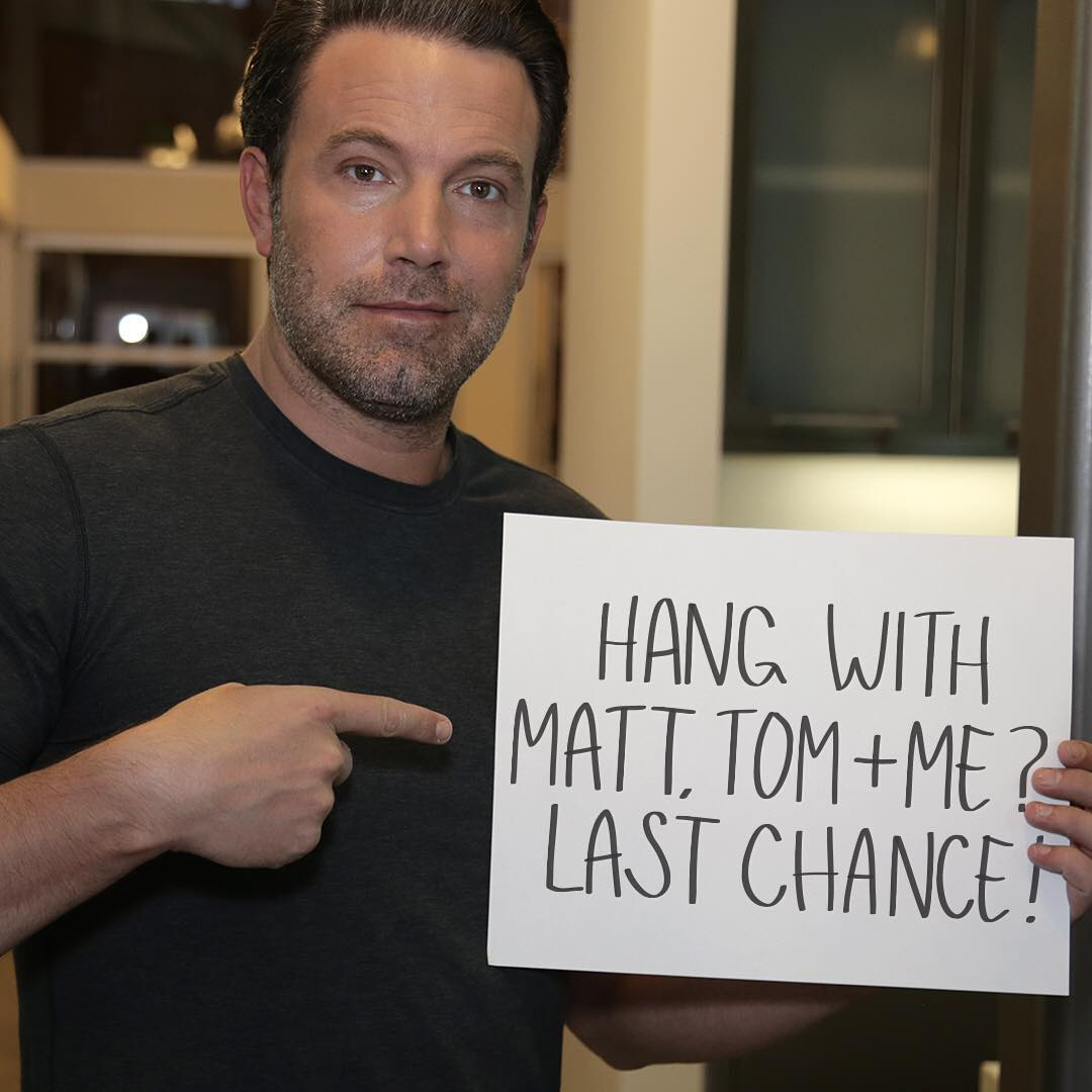 Ben Affleck Wants to Ensure He's Healthy Before Dating Again