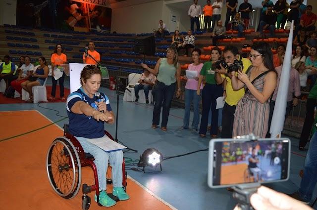 Jogos Paralímpicos de Natal começam nesta quinta (28)