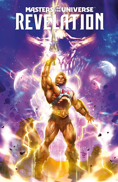 Masters Of The Universe Revelation 1 fumetto recensione