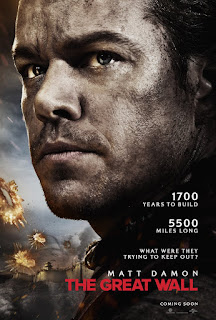 The Great Wall ( 2017 )