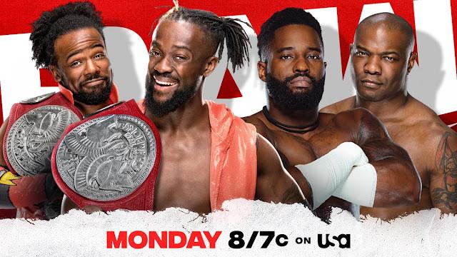 RAW Challenge 1T – Fase final: (Final)