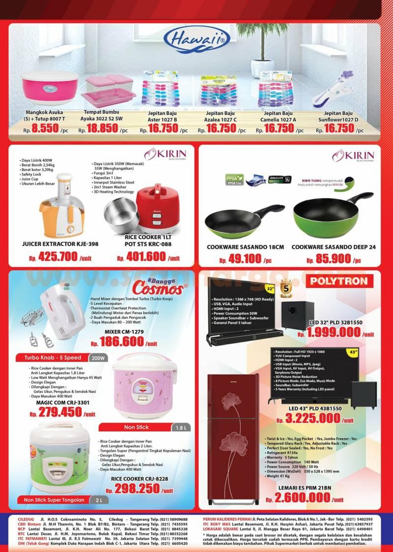Katalog Promo Hari Hari Pasar Swalayan 26 November - 9 Desember 2020 10
