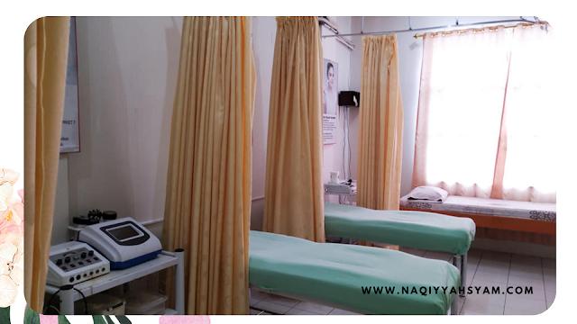 ruangan  Sumia Aesthetic Clinic Lampung