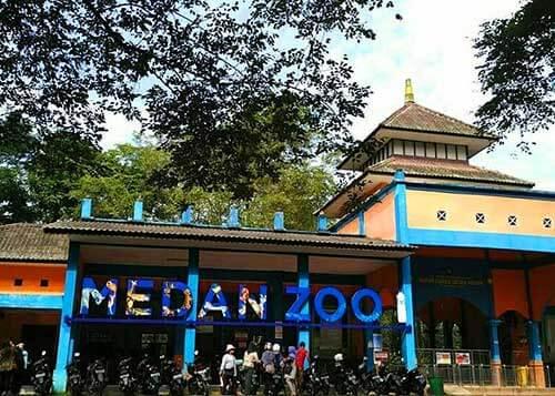 Kebun Binatang Medan Johor