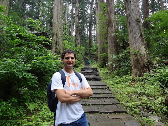 Rodrigo Borobia Sánchez en Japón