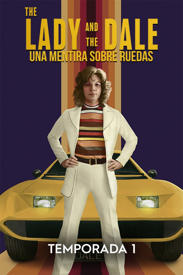 The Lady and the Dale (2021) Temporada 1 HMAX WEB-DL 1080p Latino
