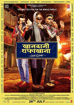Khandaani Shafakhana 2019 Full Hindi Movie Download Pre DVDRip