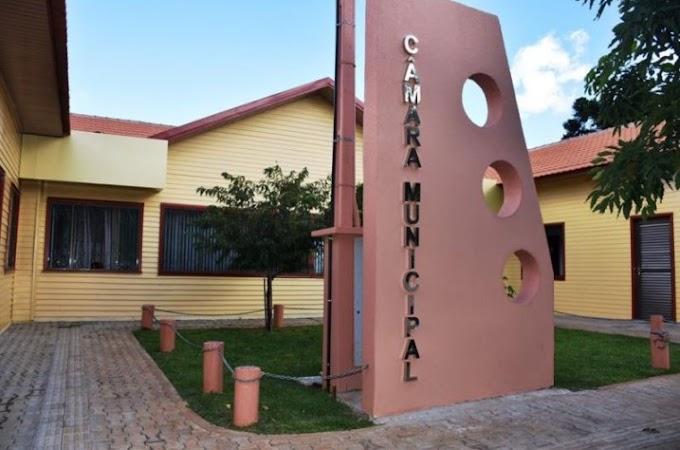 Laranjeiras: Câmara de Vereadores realizará sessão ordinária nesta segunda-feira com presença do secretário Tilim