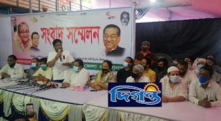 বরিশালের ঘটনায়, বিচার বিভাগীয় তদন্ত দাবি জেলা আ'লীগের