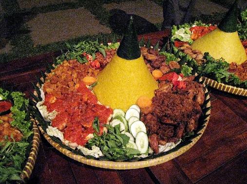 Nasi Tumpeng Jakarta Pusat