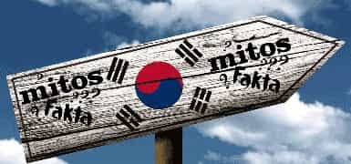 Mitos Yang Masih Ada Sampai Saat Ini di Negara Korea Selatan