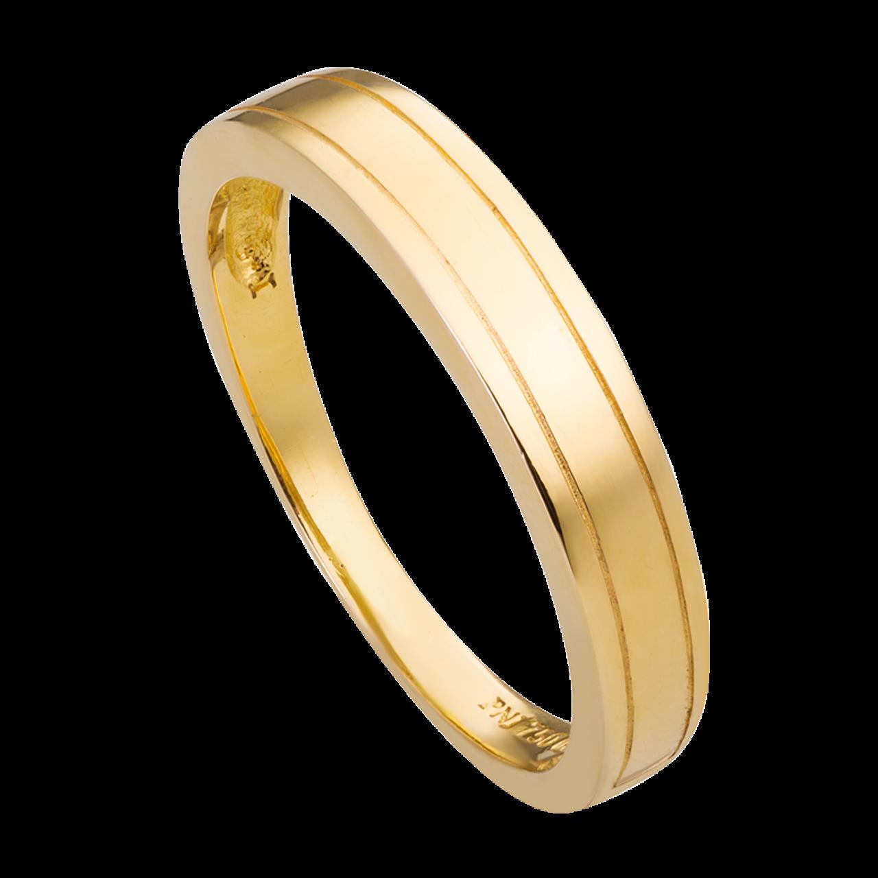 Nhẫn cưới Vàng 18K PNJ 0000Y000291