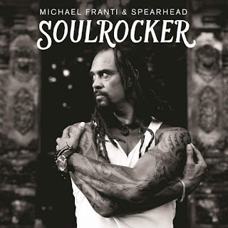 Michael Franti & Spearhead - Soulrocker (2016) -  Album Download, Itunes Cover, Official Cover, Album CD Cover Art, Tracklist
