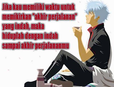 Kata Kata Mutiara Anime Paling Menyentuh hati