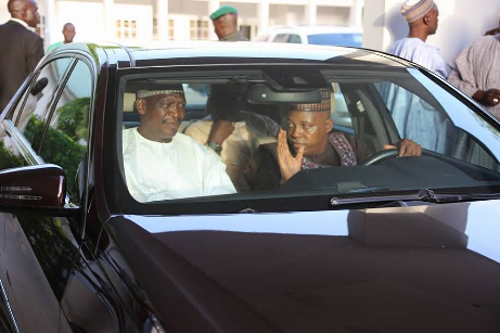 Why I abandoned bullet proof cars- Governor Shettima