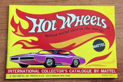 1967 International Hot Wheels Collector Catalogue