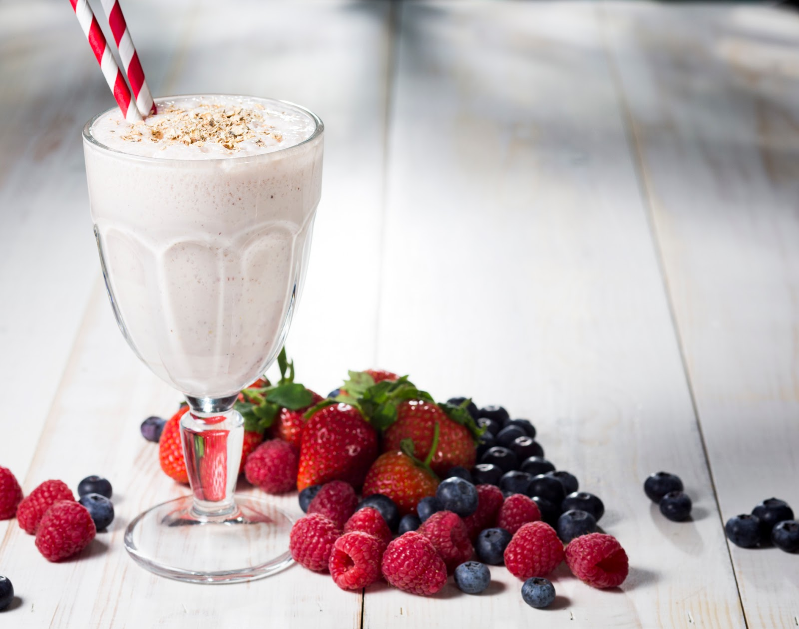 4 Smoothies To Start Your New Year