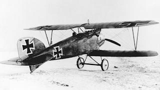 Albatros III D