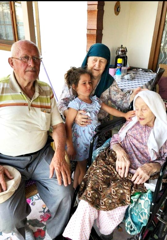 109-year-old Penbe Peker, who was discharged from the hospital after defeating the coronavirus, dies