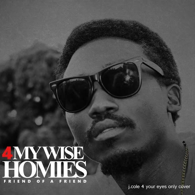 #MUSIC: LEMUELKNIGHT- 4 MY WISE HOMIES