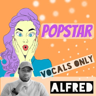Popstar (Vocals Only) : Rap Music Album By Alfred
