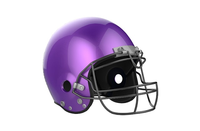 football helmet 3d model free download