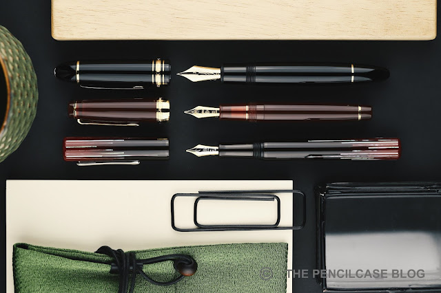 REVIEW: TACCIA POLAR LIGHTS FOUNTAIN PEN