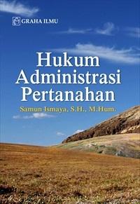 Hukum Administrasi Pertanahan