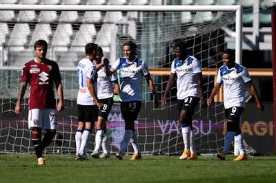 ملخص واهداف مباراة اتالانتا وتورينو (4-2) الدوري الايطالي