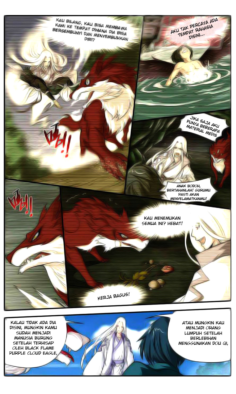 Battle Through the Heavens Chapter 26-28