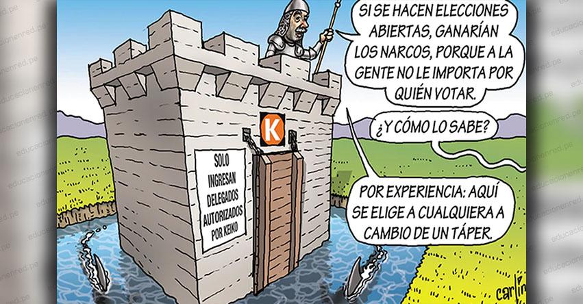 Carlincaturas Martes 2 Julio 2019 - La República
