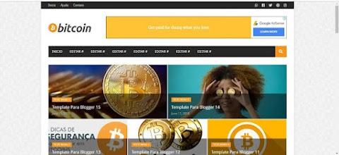 Bitcoin Blogger Templates