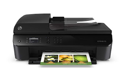 when printing from a reckoner on selected HP photograph papers together with  HP Officejet 4632 Driver Downloads