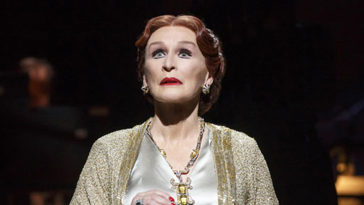 The film version of Andrew Lloyd Webber's musical Sunset Boulevard, will star Glenn Close re-creating her Tony-winning performance.