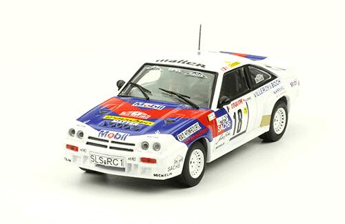 collezione rally monte carlo Opel Manta 400 1986 M. Hero - L. Grun
