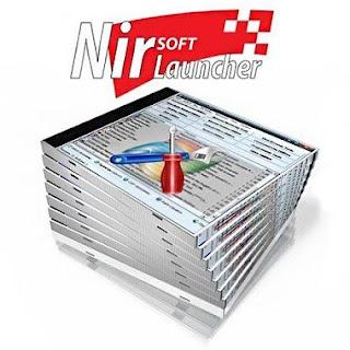 軟體界中的瑞士刀 NirLauncher 免安裝軟體包
