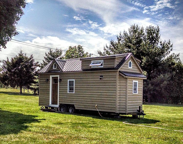 Tiny House Town The Modern Farmhouse Tiny Home