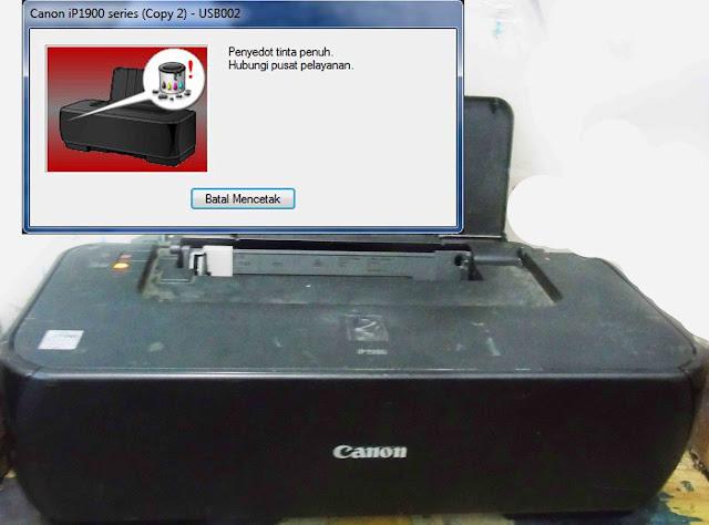 Cara Reset Printer Canon Ip1980 Terbaru Dan Terlengkap Teknofa